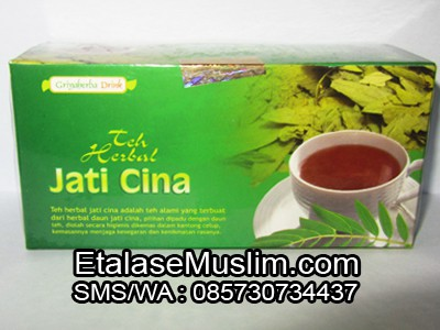 Teh Herbal Jati Cina Griya Herba