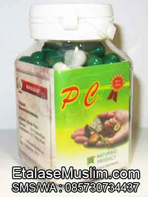 PiCi (Power Cleanser) 75 Kapsul