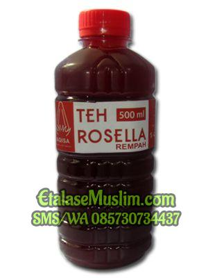 Tea Rosella Merah AQISA 500 ml