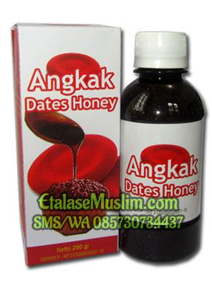 Madu Angkak Dates Honey 280 gr