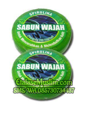 Sabun Wajah Spirulina NS Herbal