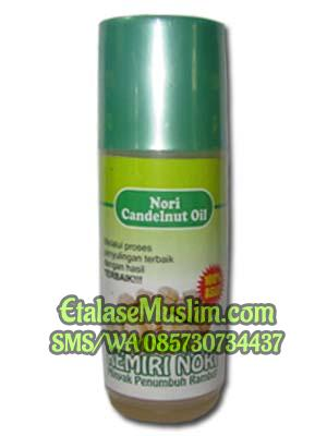 Minyak Kemiri Nori Candelnut Oil 100 ml