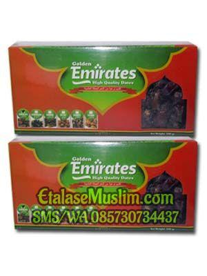 Kurma Golden Emirates High Quality Dates 500 gr