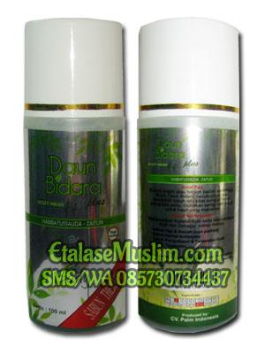 Body Wash Daun Bidara Plus Habbatus - Zaitun (For Face & Body) 100 ml