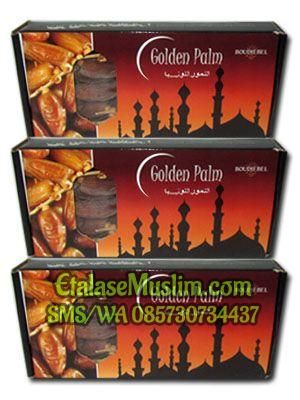Golden Palm 500 gr Boudjebel (Kurma Tunisia)