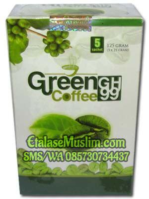Green Coffee GH99 5 Sachet