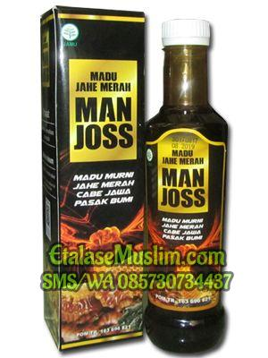Madu Jahe Merah MAN JOSS 350 ml AL-AFIAT