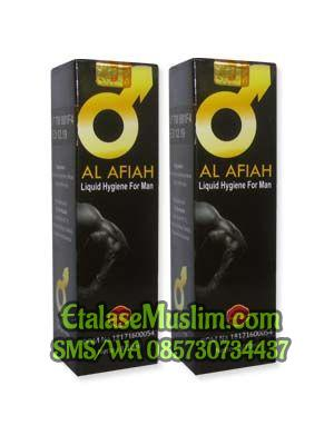 Liquid Hygiene For Man AL AFIAH Original BPOM