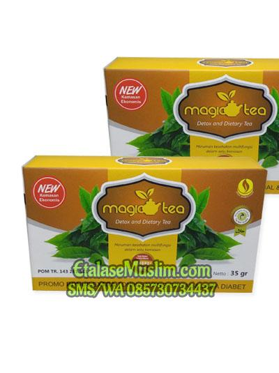 Magi Tea / Detox and Dietary Tea / Teh Detoks / Magic Tea sudah POM