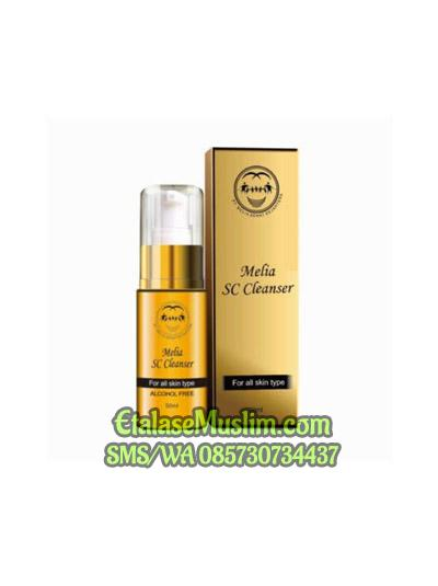 Melia SC Cleanser - Melia Stem Cell Cleanser Original Asli 100%