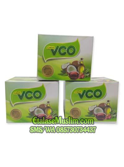 Cream VCO Virgin Coconut Oil - Alfa Herba