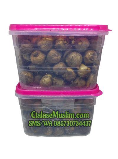 [500 gram] Bawang Hitam Tunggal - Solo Black Garlic