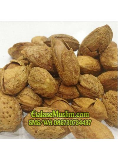 1 Kg - Kacang Almond Kulit Panggang (Roasted Almond in Shell)