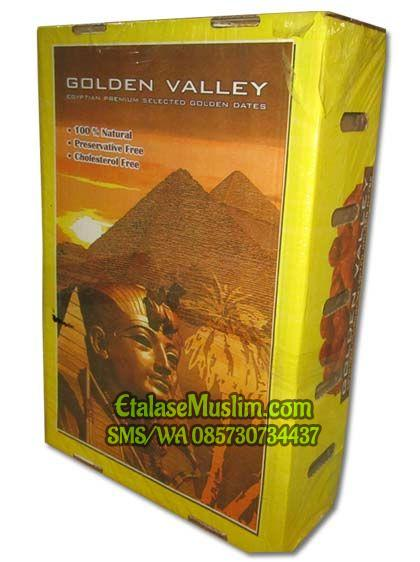 [500 gram] Kurma Golden Valley
