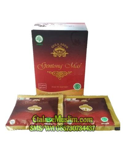 Gentong Mas - Gula Aren plus Rempah Original