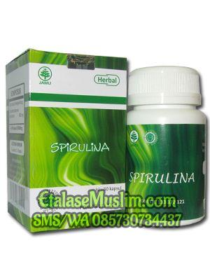 Spirulina Herbal Indo Utama