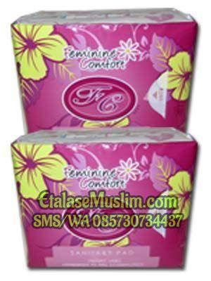 Pembalut Herbal Bio Sanitary Pad Avail Night Use