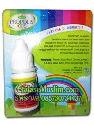 Propolis Kids Honey Sari Bunga