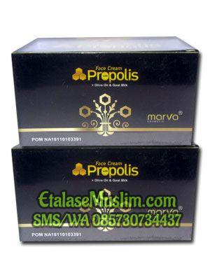 Cream Marva Propolis (plus Olive Oil & Goat Milk)