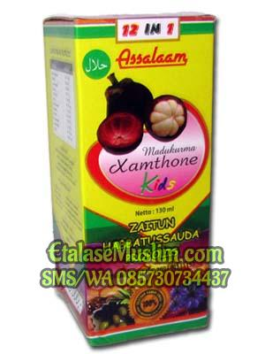 Madu Kurma Xamthone Kids 12 in 1
