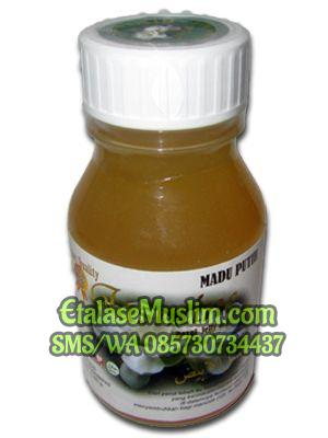 Madu Putih Jasmine Plus Royal Jelly & Bee Pollen
