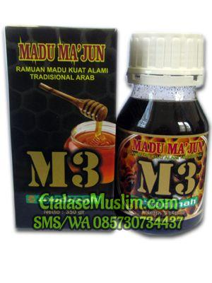 Madu Ma`jun Madinah M3 350 gram