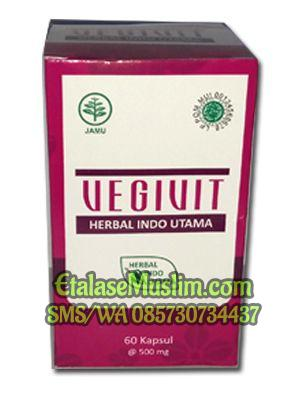 Vegivit Herbal Indo Utama (Herbal Pelancar Haid)