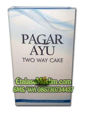 Bedak Pagar Ayu Two Way Cake
