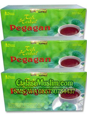 Teh Celup Herbal Pegagan Tazakka