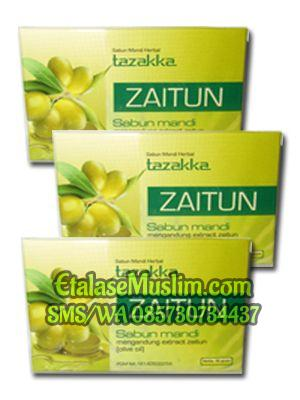 Sabun Mandi Herbal Zaitun