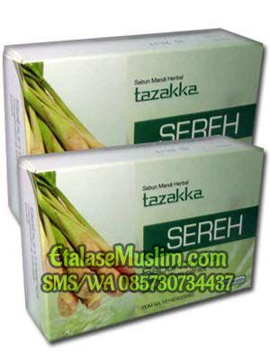 Sabun Mandi Herbal Sereh