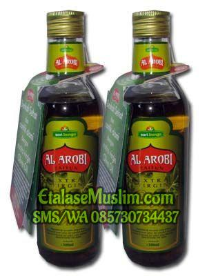Minyak Zaitun Extra Virgin Al-Arobi 300 ml