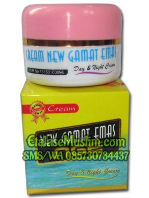 Cream New Gamat Emas NGE