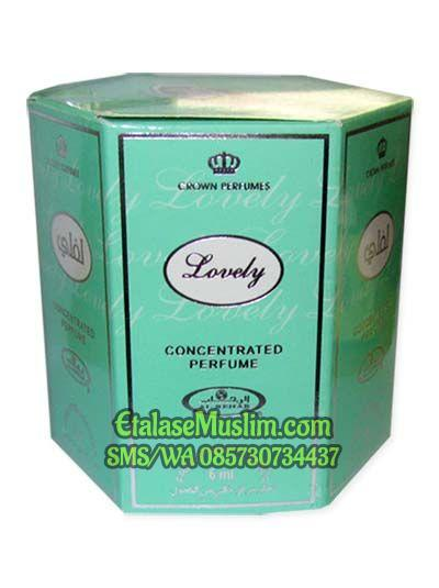 Parfum/Minyak Wangi Al Rehab 6 ml - LOVELY