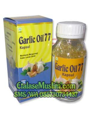 Garlic Oil 77 Isi 100 Kapsul