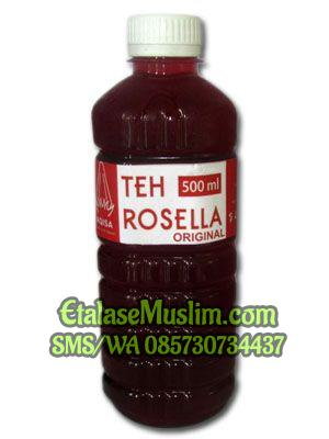 Tea Rosella Merah (Original) AQISA 500 ml