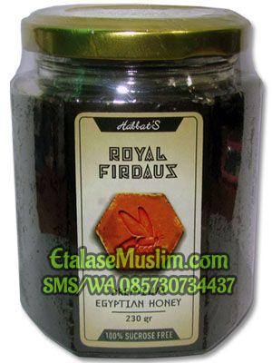 Madu Habbat's Royal Firdaus 230 Gr (Premium Egyptian Honey)