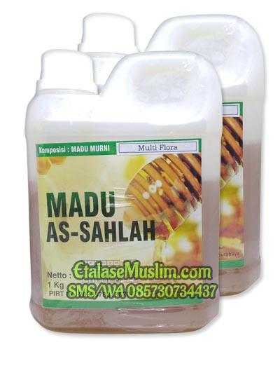 Madu Murni Multiflora As-Sahlah 1kg