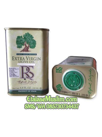 Minyak Zaitun Extra Virgin Olive Oil RS 200 Ml Rafael Salgado