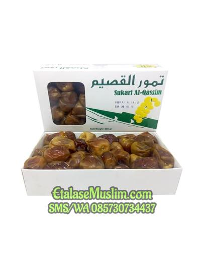 MINI PACK - Kurma Sukari Sukary Sukkari Sukkary - Packing Eksklusif
