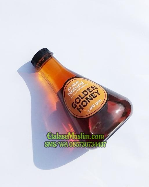 MADU Golden honey natural al afiah