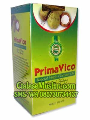 PrimaVico (Special Virgin Coconut Oil)