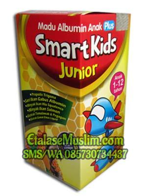 Madu Albumin Anak Plus Smart Kids Junior